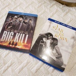 Set of 2 Blu-Rays